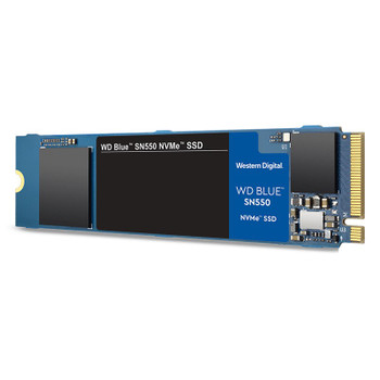 Western Digital WD Blue SN550 1TB M.2 2280 NVMe SSD WDS100T2B0C Product Image 2