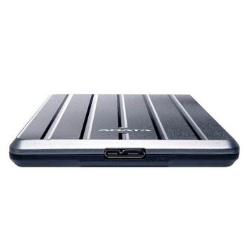 Adata HC660 2TB Slim 2.5in USB 3.0 Portable External Hard Drive - Titanium Product Image 2