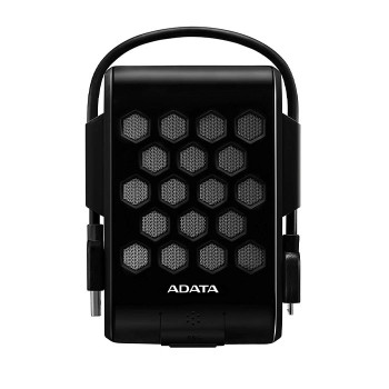 Image for Adata HD720 2TB USB 3.0 Military-Grade Shockproof Portable External HDD - Black AusPCMarket