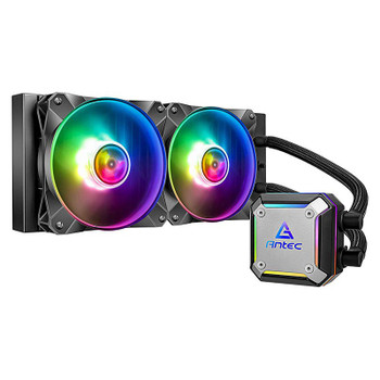 Image for Antec Neptune 240 ARGB 240mm Advanced All-in-One Liquid CPU Cooler AusPCMarket