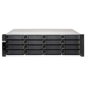 Image for QNAP ES1686dc-2142IT 16-Bay Diskless 3U Rackmount NAS Xeon D-2142IT 3.0GHz 128GB AusPCMarket