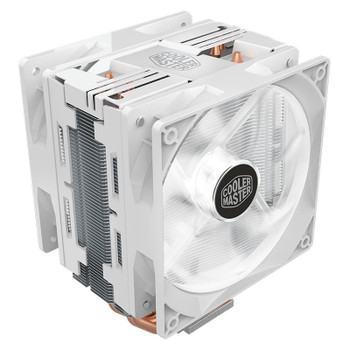 Image for Cooler Master Hyper 212 LED Turbo CPU Cooler - White Edition AusPCMarket
