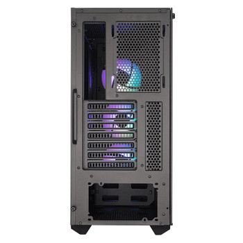 Cooler Master MasterBox TD500 ARGB TG Mid-Tower ATX Case - Crystal Product Image 2