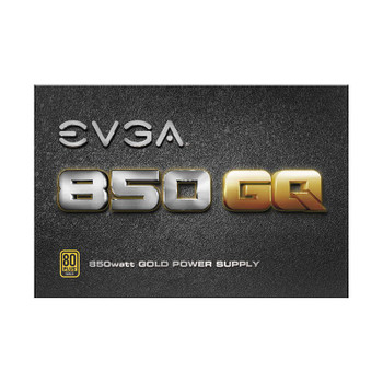 EVGA 850 GQ 850W 80+ Gold Semi-Modular Power Supply Product Image 2