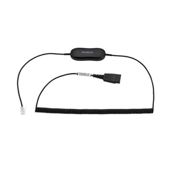 Image for Jabra GN1218 2m Coiled AC Cable AusPCMarket
