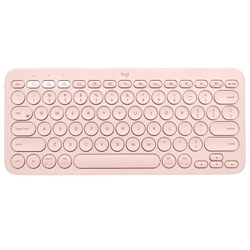 Image for Logitech K380 Multi-Device Wireless Bluetooth Keyboard - Rose AusPCMarket