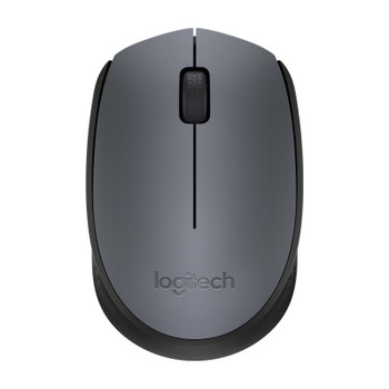 Image for Logitech M171 Wireless Optical Mouse - Grey AusPCMarket