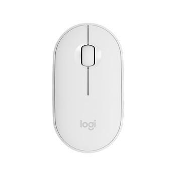 Image for Logitech Pebble M350 Wireless Optical Mouse - Off-White AusPCMarket