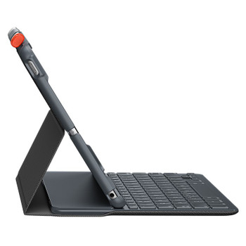 Logitech Slim Folio Keyboard Case with Bluetooth for iPad 7th Generation Product Image 2