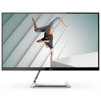 Image for AOC Q27T1 27in 75Hz QHD Frameless FreeSync IPS Monitor AusPCMarket