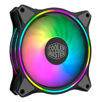 Cooler Master MF120 Halo ARGB 120mm Case Fan Product Image 2