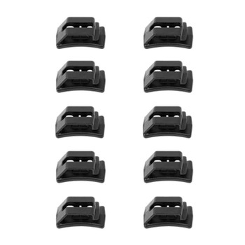 Image for Jabra Quick Disconnect Cord Mount - 10 Pack AusPCMarket