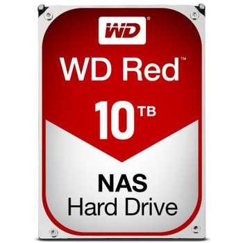 Image for Western Digital WD WD101EFAX 10TB Red 3.5in NAS Hard Drive AusPCMarket