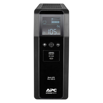 APC BR1200SI Back UPS Pro BR 1200VA/720W Sinewave Line Interactive UPS Product Image 2