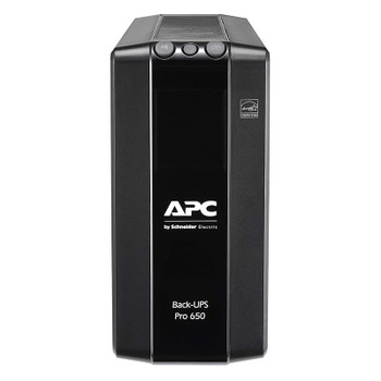 APC BR650MI Back UPS Pro BR 650VA/390W Line Interactive UPS Product Image 2