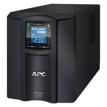 APC SMC2000I Smart-UPS C 2000VA/1300W Sinewave Line Interactive UPS Product Image 2