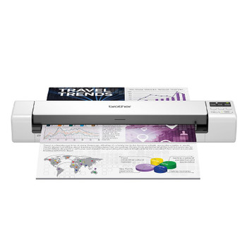 Image for Brother DS-940DW Wireless Portable Document Scanner AusPCMarket