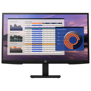 Image for HP P27h G4 27in Full HD Anti-Glare Business IPS Monitor AusPCMarket