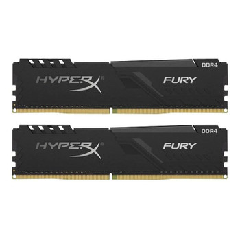 Image for Kingston HyperX FURY 8GB (2x 4GB) DDR4 2400MHz Memory AusPCMarket