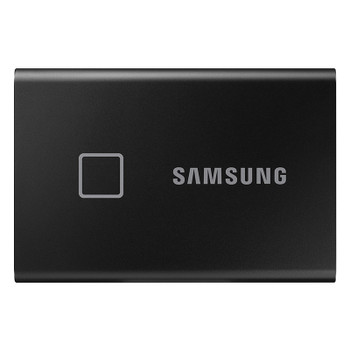 Samsung T7 Touch 1TB USB 3.2 Portable SSD - Black Product Image 2
