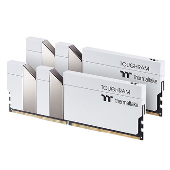 Image for Thermaltake TOUGHRAM 16GB (2x8GB) DDR4 3600MHz Memory - White AusPCMarket