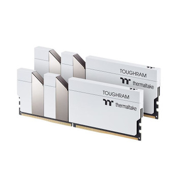 Image for Thermaltake TOUGHRAM 16GB (2x8GB) DDR4 4400MHz Memory - White AusPCMarket