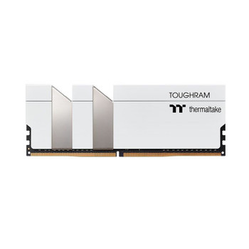 Thermaltake TOUGHRAM 16GB (2x8GB) DDR4 4400MHz Memory - White Product Image 2