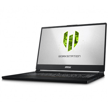 MSI WS65 15.6in 4K Mobile Workstation i9-9880H 32GB 1TB Quadro RTX 4000 W10P Product Image 2