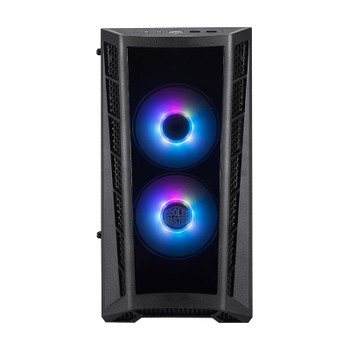 Cooler Master MasterBox MB320L ARGB Tempered Glass Micro-ATX Case Product Image 2
