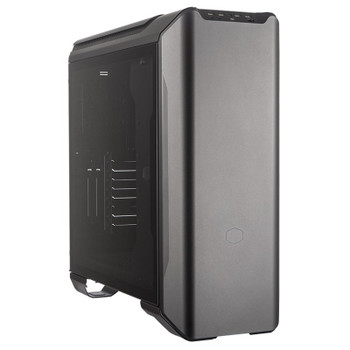 Image for Cooler Master MasterCase SL600M Tempered Glass ATX Mid-Tower Case - Black AusPCMarket