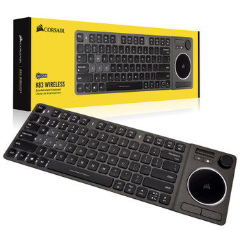 Corsair K83 Compact Wireless Entertainment Keyboard Product Image 2