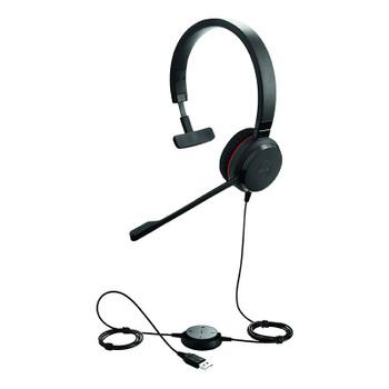 Image for Jabra Evolve 20SE MS Mono USB Headset AusPCMarket