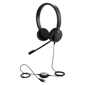 Image for Jabra Evolve 20SE MS Stereo Headset AusPCMarket