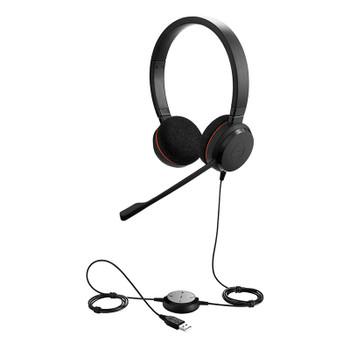 Image for Jabra Evolve 20SE UC Stereo Headset AusPCMarket