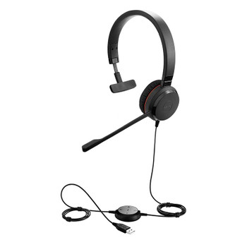 Image for Jabra Evolve 30 II MS Mono USB Headset AusPCMarket