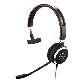 Image for Jabra Evolve 40 3.5mm Mono Replacement Headset (No Controller) AusPCMarket