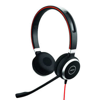 Image for Jabra Evolve 40 3.5mm Stereo Replacement Headset (No Controller) AusPCMarket