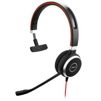 Image for Jabra EVOLVE 40 USB-C MS Mono Headset AusPCMarket