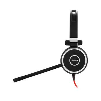 Jabra EVOLVE 40 USB-C UC Mono Headset Product Image 2