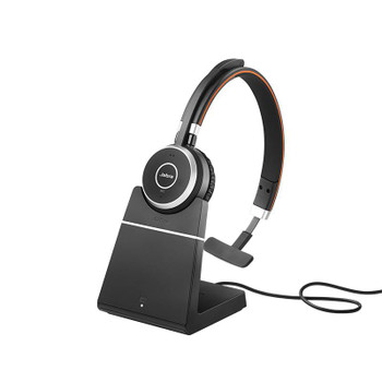 Image for Jabra Evolve 65 Mono UC (incl. Charging Stand) AusPCMarket