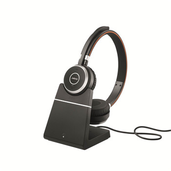 Image for Jabra Evolve 65 Stereo MS Bluetooth Headset (incl. Charging Stand) - Microsoft AusPCMarket