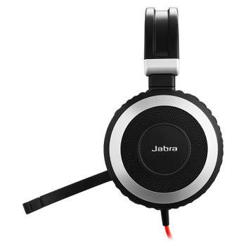 Jabra Evolve 80 Replacement Standalone Stereo Headset Product Image 2