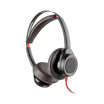 Image for Plantronics Blackwire 7225 Noise Cancelling USB Stereo Headset - Black AusPCMarket