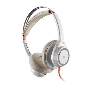 Image for Plantronics Blackwire 7225 Noise Cancelling USB Stereo Headset - White AusPCMarket