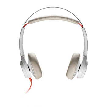 Plantronics Blackwire 7225 Noise Cancelling USB Stereo Headset - White Product Image 2