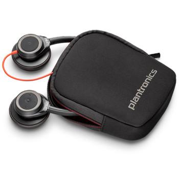 Plantronics Blackwire 7225 Noise Cancelling USB-C Stereo Headset - Black Product Image 2