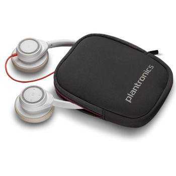 Plantronics Blackwire 7225 Noise Cancelling USB-C Stereo Headset - White Product Image 2