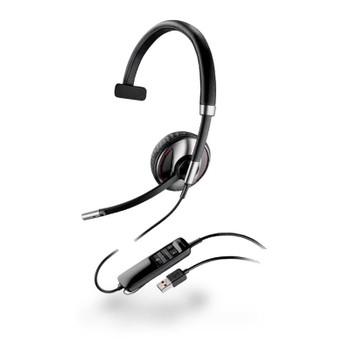 Image for Plantronics Blackwire C710-M Monaural UC USB Headset - Microsoft AusPCMarket