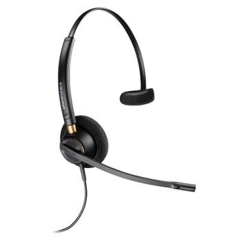 Image for Plantronics EncorePro HW510 Over-the-Head Monaural NC Corded Headset AusPCMarket