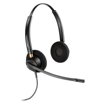 Image for Plantronics EncorePro HW520 Over-the-Head Binaural NC Corded Headset AusPCMarket